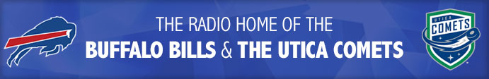 Radio Home of the Buffalo Bills and Utica Comets