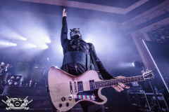 Ghost + Tribulation at The Rapids Theatre 4/17