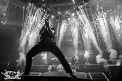 Shinedown, Breaking Benjamin and Sevendust - Times Union Center